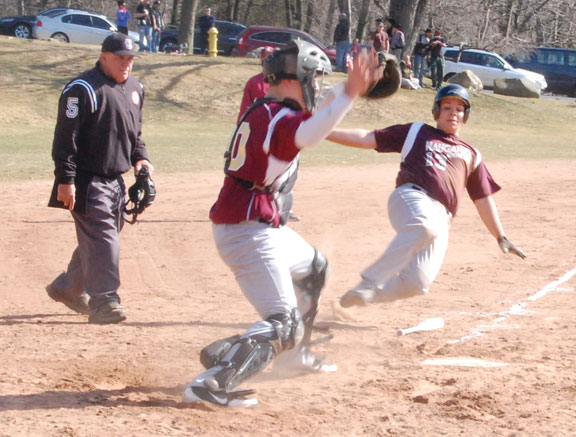 Naugatuck rallies to claim first win