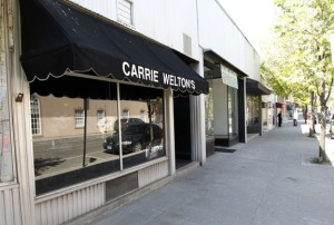 The former Carrie Welton's restaurant on Church Street in Naugatuck. –RA ARCHIVE
