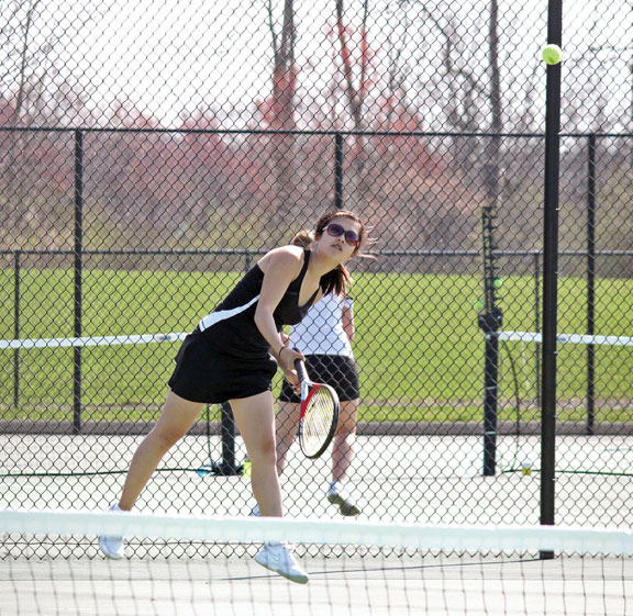 Woodland duo nets gold