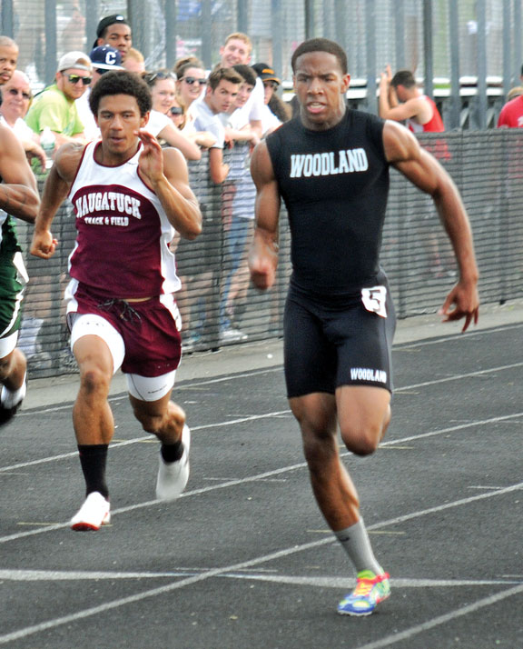 Hawks repeat as track champs