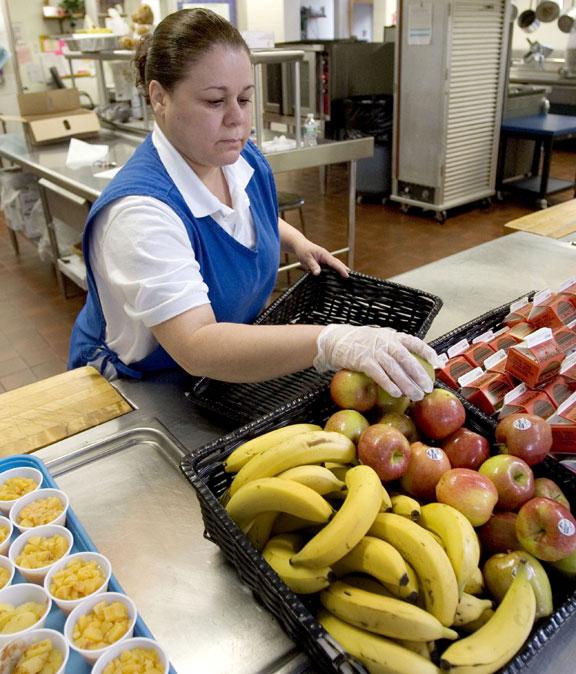 Growth of breakfast program nets grant