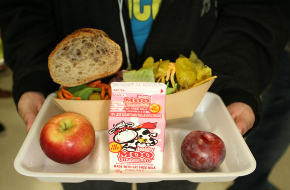 Region 16 raises lunch prices