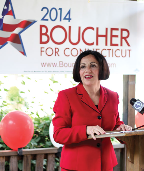 Boucher eyes run for governor