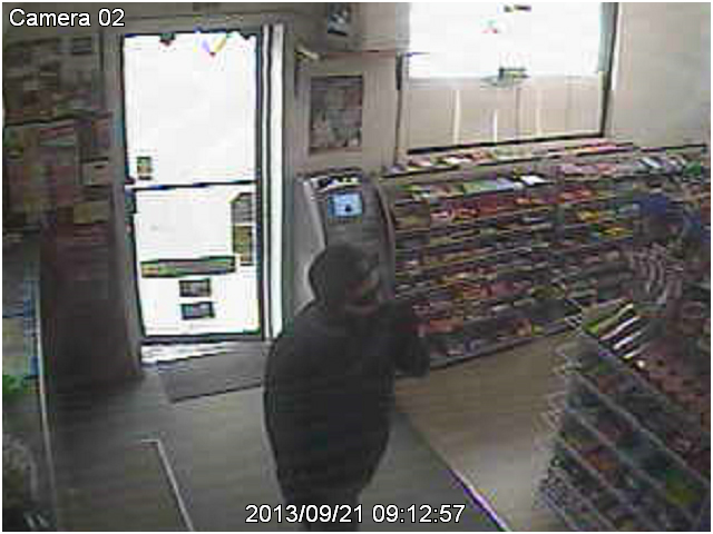 Borough police investigating armed robbery