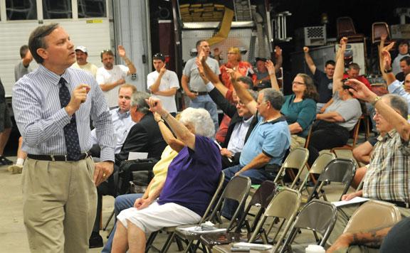 Voters authorize bond proposals