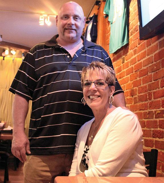 Borough couple pours heart into pub
