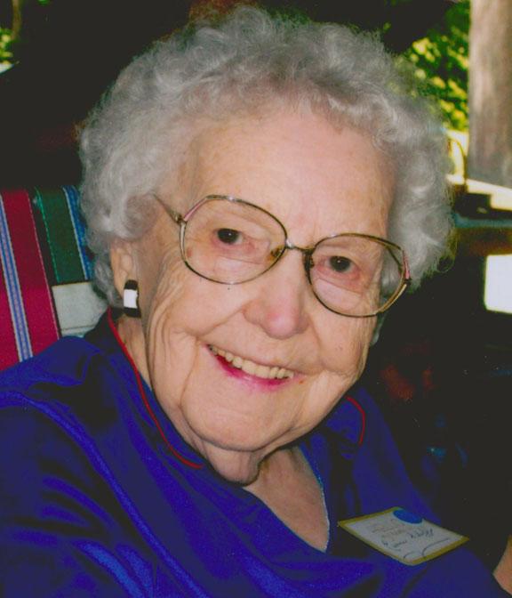 Obituary: Eunice Judd Schaff