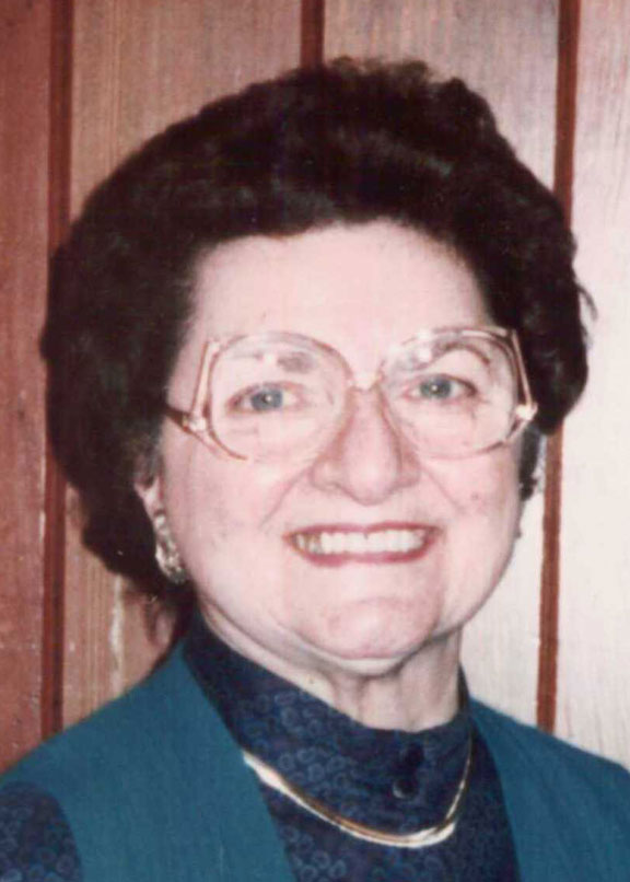 Obituary: Joanna Czochor Sandin