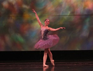 Ainsley McMahon of Prospect performs as the Sugarplum Fairy. –CONTRIBUTED