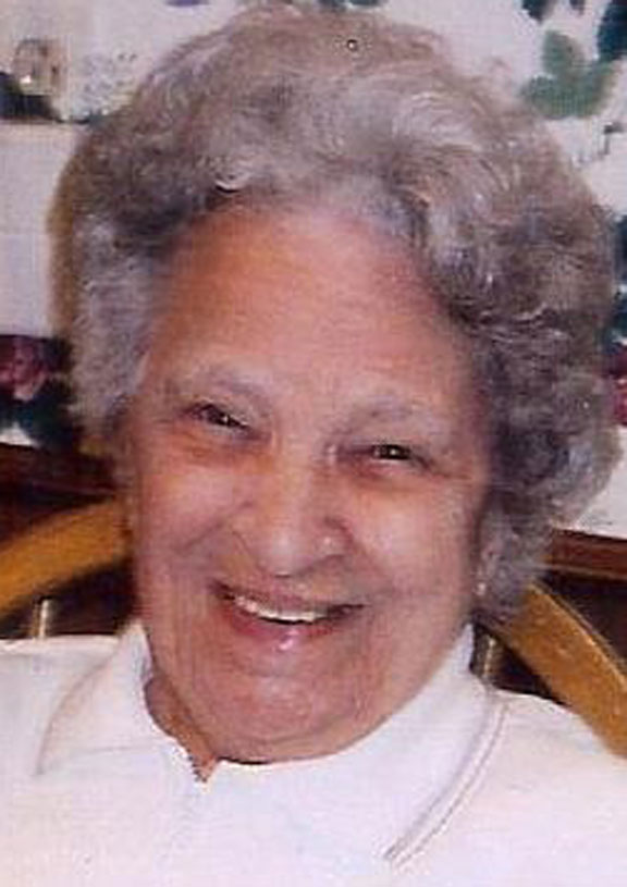 Obituary: Doris Irene Wood