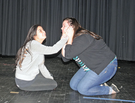 Woodland Theatre presents The Miracle Worker