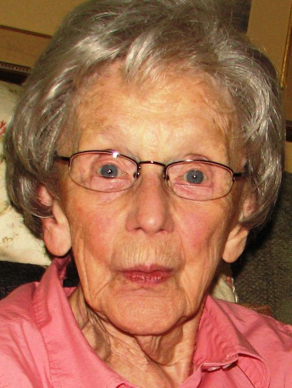 Obituary: Emily (Cox) Gibbs