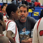 Jim Stevens Sr., who has coached in the Little Pal basketball league for 18 seasons, is one of the many volunteers who have contributed to the league's success over the past 60 years. –KEN MORSE