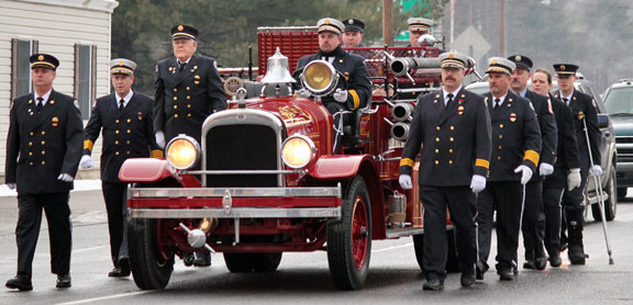 Former fire chief leaves lasting legacy