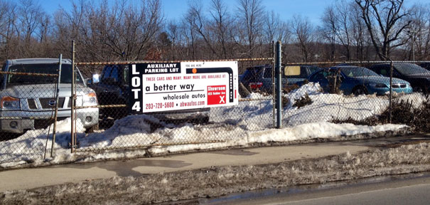 Car dealer eyes industrial park lots
