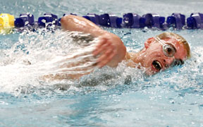 Naugy swims to 4th at NVLs