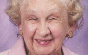 Obituary: Antoinette Mary Magda Farrell