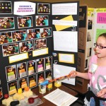 Algonquin Elementary School held its 19th annual Third Grade Science Fair March 28. –LUKE MARSHALL