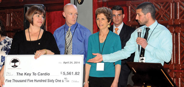 Grants boost school programs