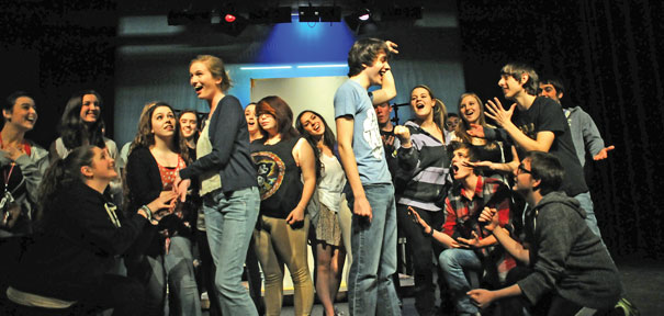 Grease coming to Woodland's stage