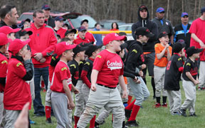 Slideshow: Opening day