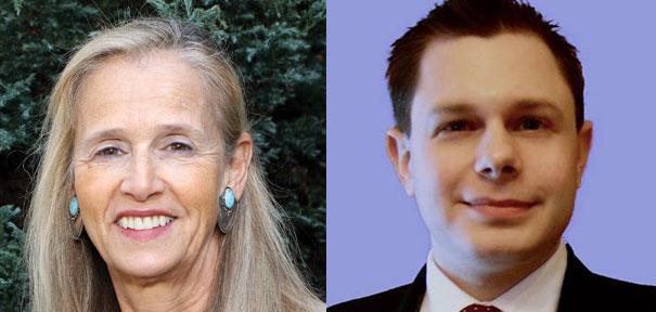 Hartley, Shehu seek Senate seat