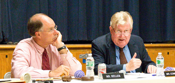 Interim superintendent talks strengths, weaknesses