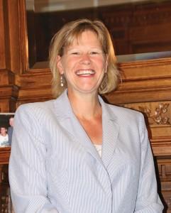 Naugatuck Superintendent of Schools Sharon Locke.