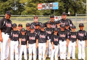 The 8U Overlook Black Sox finished fifth at the Roberto Clemente 2014 World Series held in McDonough, Ga. –CONTRIBUTED
