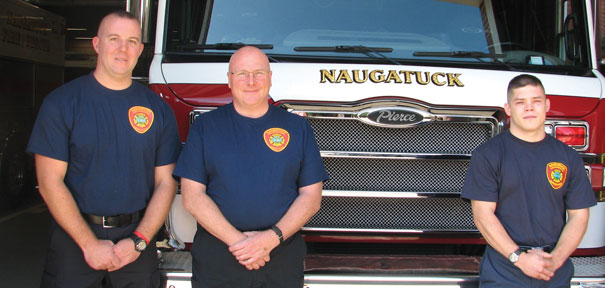 New firefighters join department