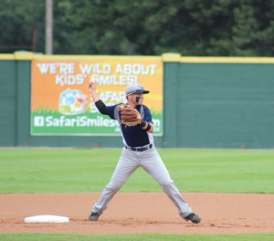 Naugatuck resident Steve Marinaro was drafted by the Seymour Mudcats to play in the 2014 U14 Sandy Koufax World Series this month in Bartlesville, Okla. The Mudcats won the championship. –CONTRIBUTED
