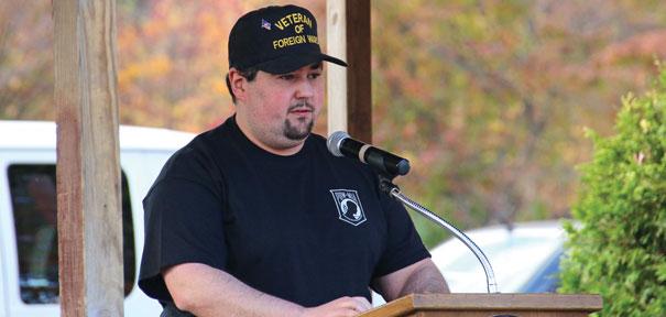 Veteran's service a family legacy