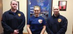 New firefighters join borough department