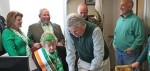 Towns honor Irish 'mayors'