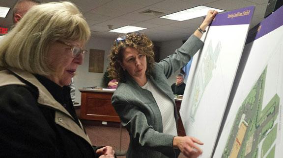 traffic design top concerns for proposed cvs citizen s news