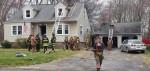 Fire destroys Prospect home