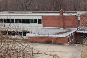 The roof at Western Elementary School in Naugatuck is slated to be replaced. –REPUBLICAN-AMERICAN