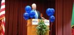 Hess kicks off campaign