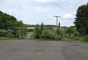 This land at 1188 New Haven Road is where developer Tom Haynes plans to build a new, larger Planet Fitness. -REPUBLICAN-AMERICAN