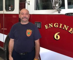 Naugatuck Fire Lt. Glen Noll. - REPUBLICAN-AMERICAN