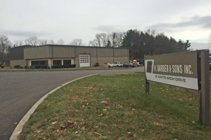 H. Barber & Sons Inc., a Naugatuck maker of commercial beach rakes, plans to expand its factory at 15 Raytkwich Road, seen here, by 10,000 square feet, according to Borghesi Building & Engineering Co. Inc. of Torrington. -REPUBLICAN-AMERICAN