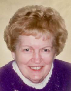 Maureen Patricia (Braziel) Webb