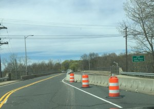 Construction has begun on the Route 68 bridge in Naugatuck. It is expected to be complete by November 2018. –REPUBLICAN-AMERICAN