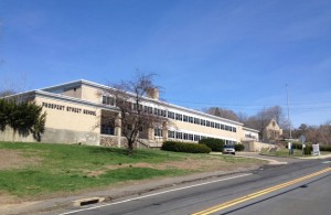 The former Prospect Street School in Naugatuck. –RA ARCHIVE