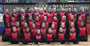 Dancers from two CT Dance Theatre and the Arts competition teams will be attending the World Championships of Dance in New Jersey in August. –CONTRIBUTED